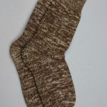 Alpaca Terry Loop Sock