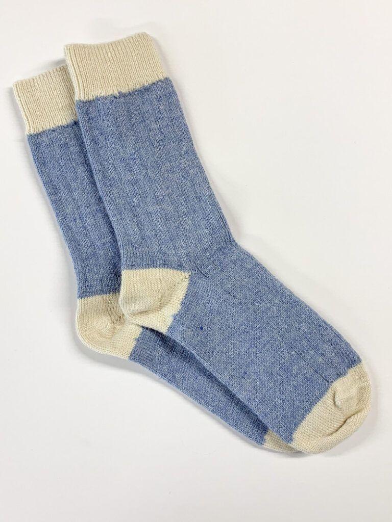 Alpaca bed socks