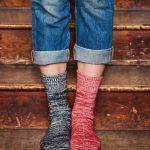 Alpaca Terry Loop Socks