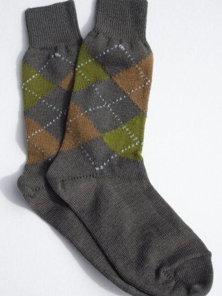 Arbon Argyle Sock